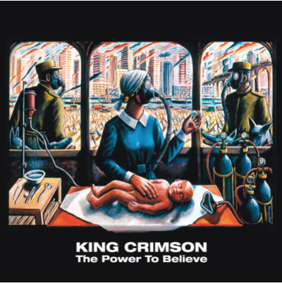 King Crimson - The Power to Believe (Expanded) - Vinyl LARGE