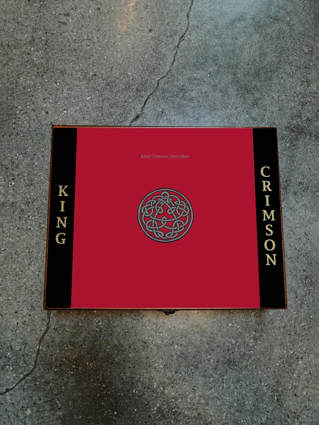 King Crimson Treasure Box SWATCH