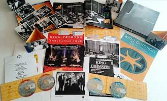 King Crimson - Thrak (Limited Edition Boxed Set)_THUMBNAIL
