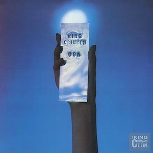 King Crimson - USA - 30th Anniversary Edition