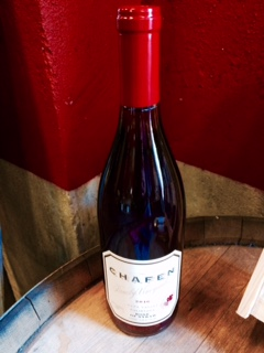 2016 Chafen Family Rosé of Syrah