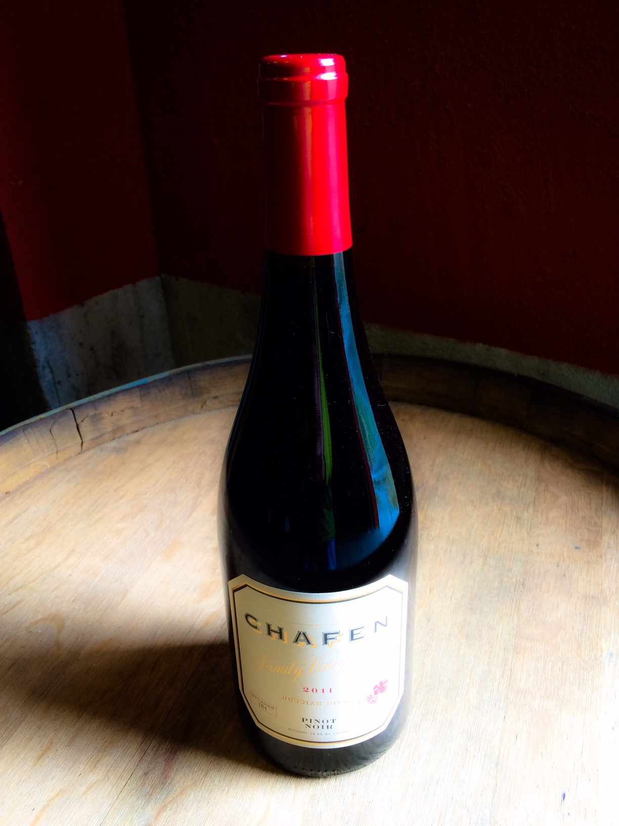 2014 Chafen Family Russian River Pinot Noir MAIN
