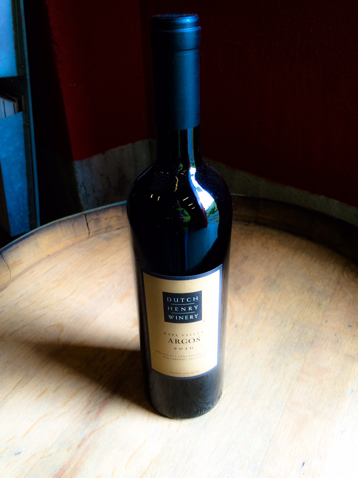 2015 Dutch Henry Merlot (New Release) MAIN