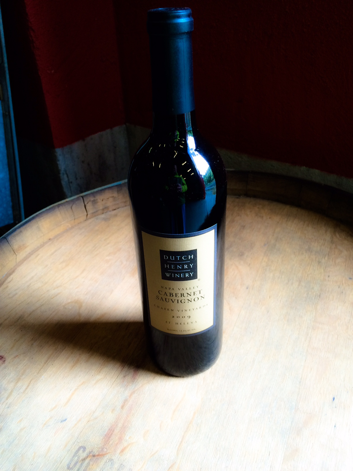 2016 Dutch Henry Rutherford Estate Cabernet (New Release) MAIN