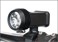 2018 XPL-3 (white) Headlight with Built-In Battery THUMBNAIL