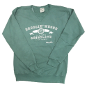 SWEATSHIRT CYPRESS GREEN THUMBNAIL