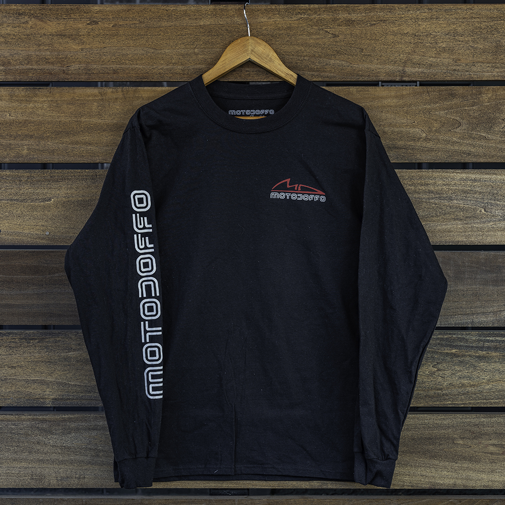 Slanted Racer Long Sleeve T SWATCH