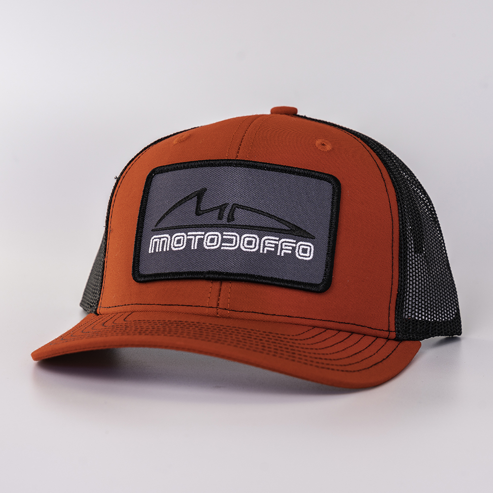 MotoDoffo Hat Red MAIN