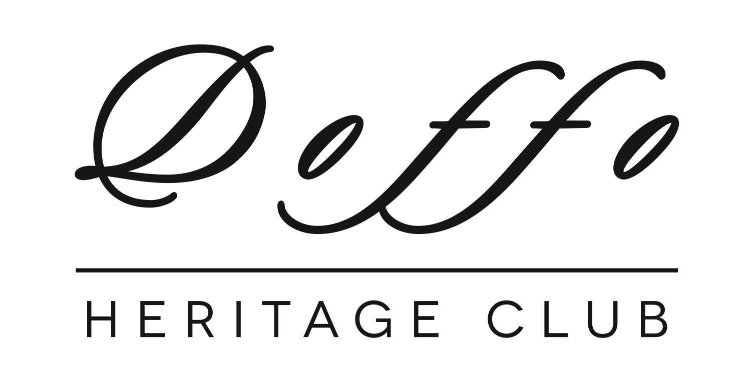 Join the Doffo Heritage Club MAIN