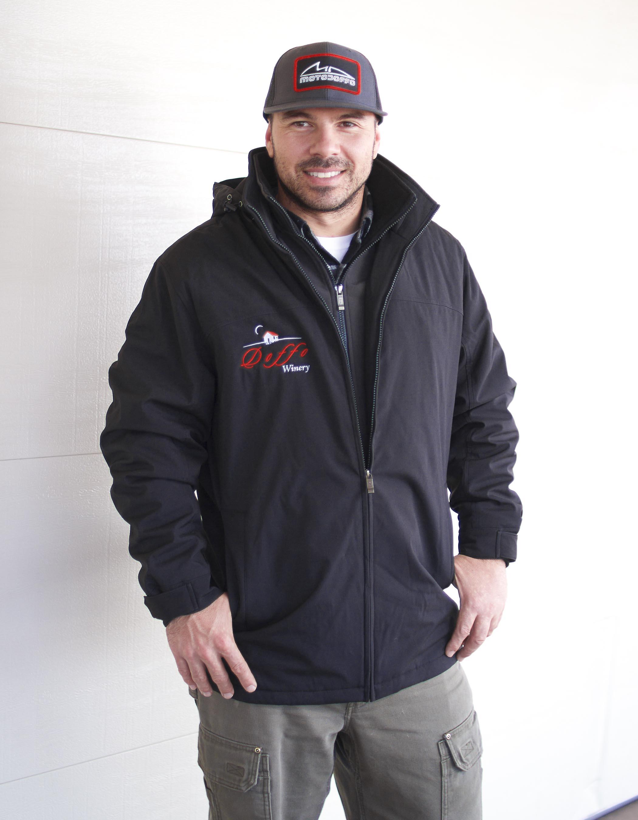 Doffo Weatherproof Jacket