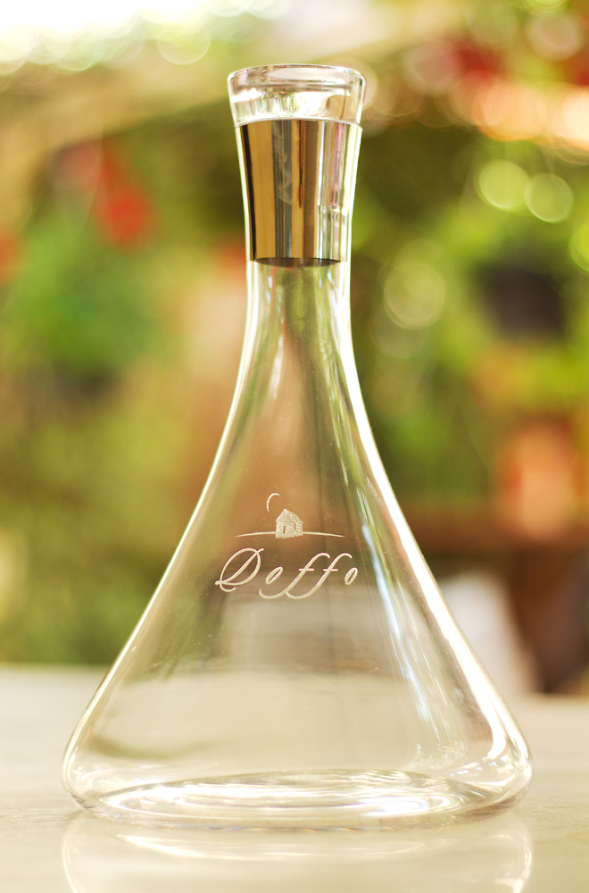 Doffo Decanter