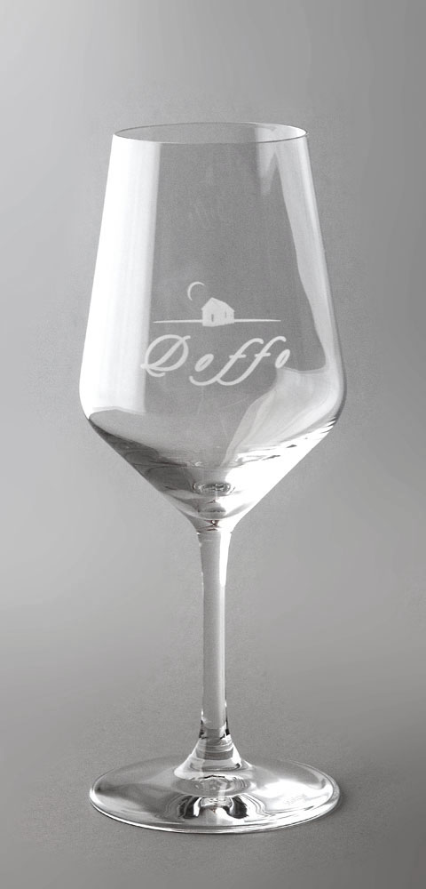 Stemware-Doffo Crystal Wine Glass