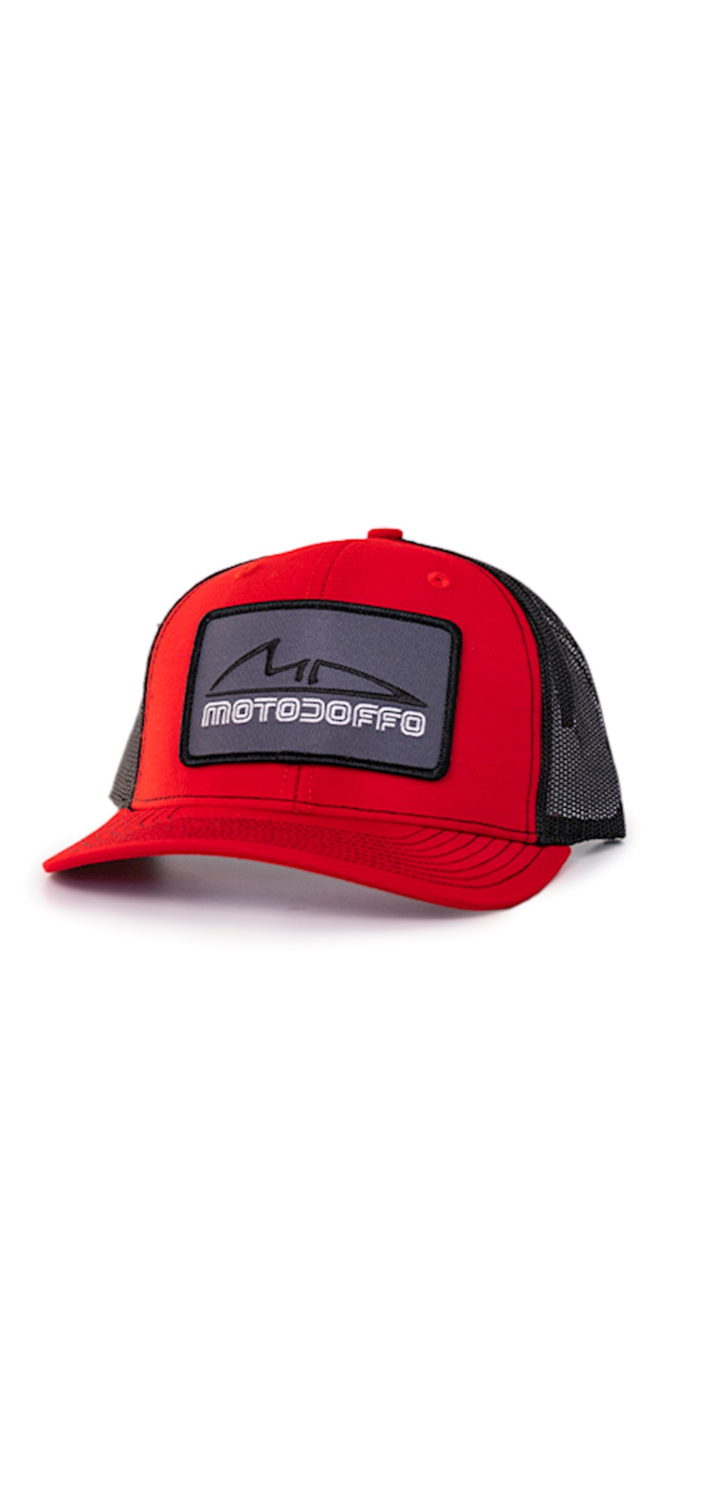MotoDoffo Hat Red THUMBNAIL