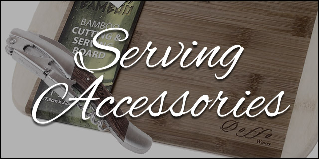 Serving Accessories