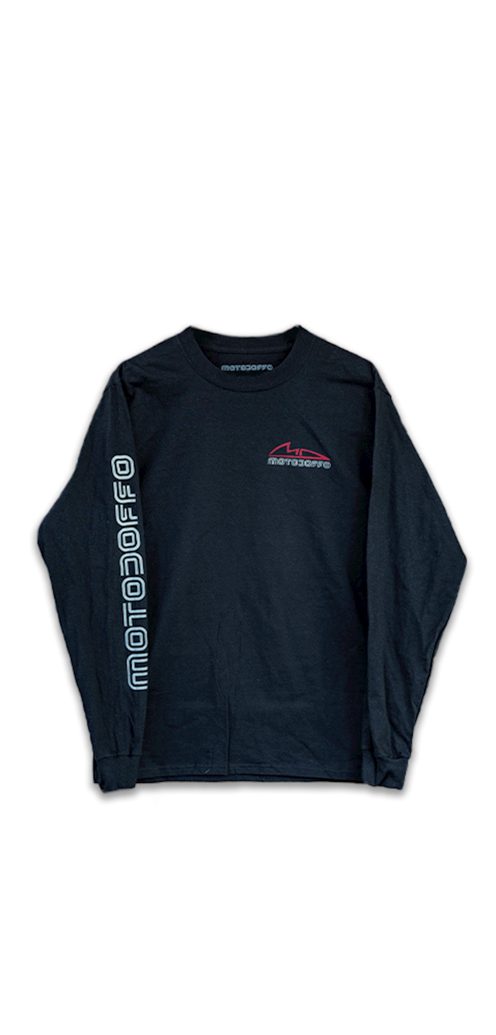 Slanted Racer Long Sleeve T THUMBNAIL