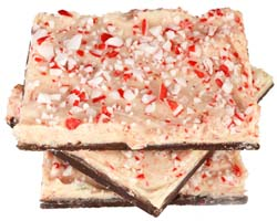 Dark and White Peppermint Bark