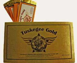 Tuskegee Gold Candy Bars, Boxed MAIN