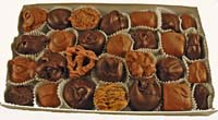 Chocolates, fine chocolates, assorted chocolates, Swiss chocoates THUMBNAIL
