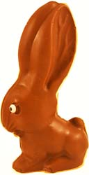 Mr. Big Ears (Solid Chocolate Rabbit) MAIN