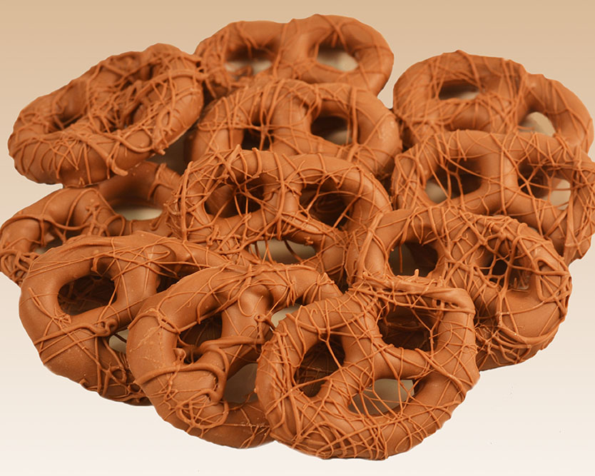 Chocolate Drenched Pretzels THUMBNAIL
