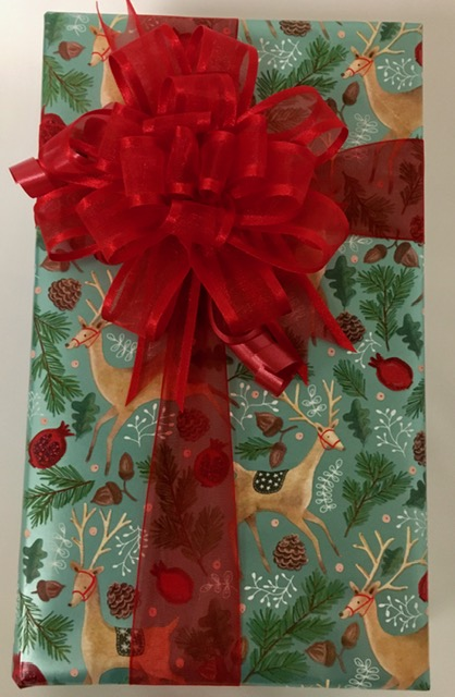 Deluxe Assortment Gift Wrap - Christmas MAIN