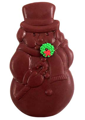 Swiss Chocolate Snowman THUMBNAIL