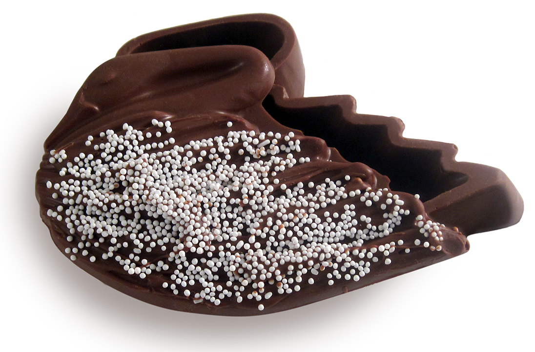 Chocolate Swan Box