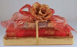 Drop dead gorgeous chocolate gift for Christmas