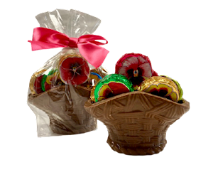 Tiny Chocolate Gift Basket MAIN