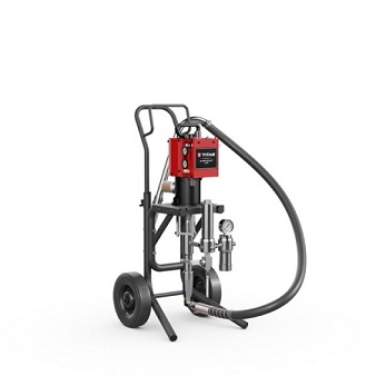 Titan AirCoat 423 Air-Assisted Airless Cart Sprayer with Hose and Gun THUMBNAIL