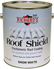 Roof Shield 100% Acrylic Elastomeric Roof Coating THUMBNAIL