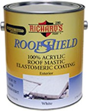Roof Shield Roof Mastic Elastomeric Coating THUMBNAIL