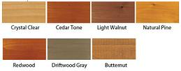 Defy Extreme Wood Stain SWATCH