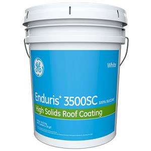 GE Enduris 3500 SCM Silicone Roof Coating THUMBNAIL