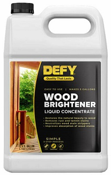 Defy Exterior Wood Brightener THUMBNAIL