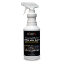 ChimneyRx  Hearth & Grill Cleaner safely removes smoke and creosote stains MAIN