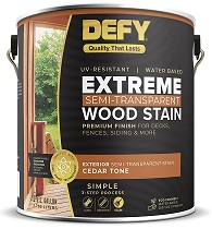 Defy Extreme Wood Stain THUMBNAIL