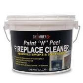 "ChimneyRx Paint ""N"" Peel Fireplace Cleaner THUMBNAIL"