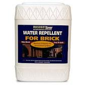 Water Repellent for Brick good for: vertical-treated, brick chimney,