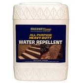 All Purpose Heavy Duty Water Repellent good for: Vertical - Untreated | Patio Pavers | Brick Chimney | Walkways | Drivew