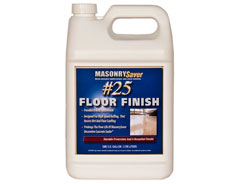 MasonrySaver #25 Floor Finish THUMBNAIL