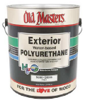 Old Masters Exterior Water Based Clear Polyurethane THUMBNAIL
