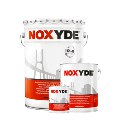 Noxyde Peganox Duval Paint Elastomeric Coating