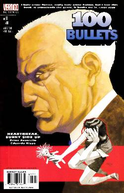 100 Bullets #11 Near Mint (9.4) [DC Comic] LARGE