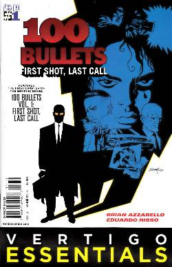 100 Bullets #1 Vertigo Essential Edition [Comic] LARGE