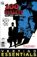 100 Bullets #1 Vertigo Essential Edition Near Mint (9.4) [Marvel Comic] THUMBNAIL