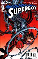 Superboy #1 Second Printing [DC Comic]_THUMBNAIL