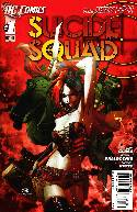 Suicide Squad #1 Second (2nd) Printing_THUMBNAIL