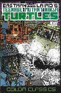 Teenage Mutant Ninja Turtles Color Classics #3 [IDW Comic] THUMBNAIL