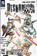 Resurrection Man #9 [Comic] THUMBNAIL
